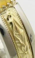 お父様の結婚指輪をそのままデザインに組み込んだリフォームリング