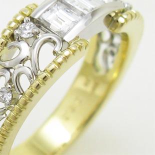 20年越しのリフォーム、母の指輪の形見分けのイメージ