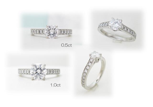 オリジナルダイヤモンド枠BO-022