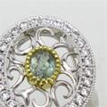 アレキサンドライト指輪のリフォーム