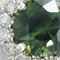 グリーンサファイヤ、ブリリアントカットのペンダントネックレス製作いたしました。