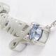遺灰ダイヤを使ったオーダーメイドのネーム・イニシャルネックレス